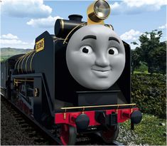 Thomas the Tank Engine locomotive coming to Japan in 2014 Thomas And Friends Movies, Train Drawing, Railroad Pictures, Train Party, Thomas The Tank, Friend Birthday, 4th Birthday, Cardboard Crafts, Cartoon Shows
