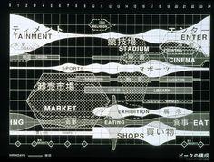 Yokohama Masterplan. OMA (1991)