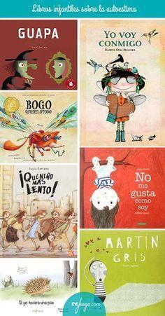 Libros infantiles sobre la autoestima para niños