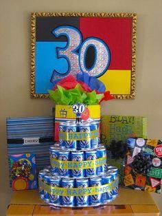 decoracion cumpleaños de mi marido