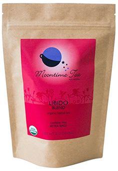 Organic Libido Tea, 30 Tea Bags -- Click image to read more details.