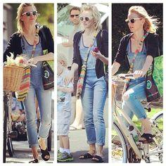 Lovely Naomi Watts in LA wearing Thais