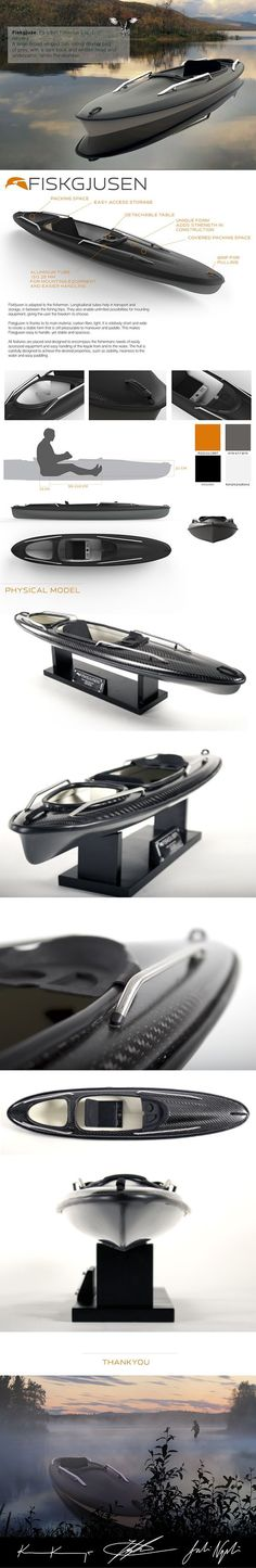 http://www.industrialdesignserved.com/gallery/Fiskgjusen-Product-design/15520817 #smallboataccessories