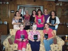 This lovely group of ladies is from First Baptist Church in Midland, Texas. They call themselves the Chick Lit book club.  They went through The Sacred Echo 6-Session DVD Bible Study.