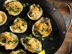 Easy Oysters Rockefeller Recipe   CDKitchen.com