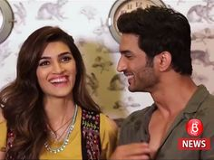 WATCH: Kriti Sanon and Sushant Singh Rajput reveal the meaning of 'Raabta'