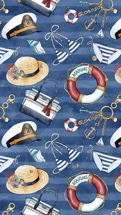 Iphone Background Wallpaper, Computer Wallpaper, Cellphone Wallpaper, Cool Wallpaper, Mobile Wallpaper, Pattern Wallpaper, Nautical Wallpaper, Paisley Art, Diy Calendar