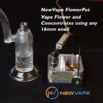 FlowerPot Twax Vaporizer Bundle