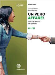 LIBRO - Corso di italiano per gli affari A2+/B2
