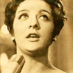 Lola Novakovic 25.4.1935 - 3.4.2016, serbian singer (Eurovision Song Contest 1962) Eurovision Songs, Serbian, Singer, Singers, Serbian Language