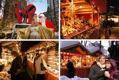 Philadelphia's Christmas Village Opens Thanksgiving Day In Love Park With 60 Vendors, Traditional German Food And Drink, A Christmas Tree And Much More