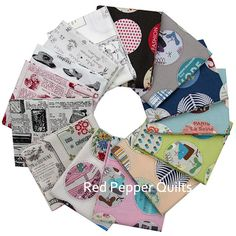 Red Pepper Quilts: Sunday Stash #196 - Japanese Import Fabrics