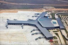 Naypyidaw International Airport, Myanmar - CPG Consultants (2011)