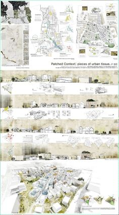 명지대학교 건축대학 [5학년 Portfolio]2013년도 졸업작품전시회 수상작 Architecture Presentation Board, Architecture Board, Architecture Portfolio, Architecture Drawings, Landscape Plans, Urban Landscape, Landscape Design, Project Presentation, Presentation Layout