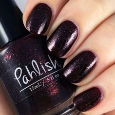 Pahlish - Dark Chocolate Cherries