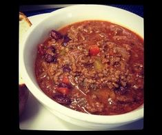 The Best Simple Chili