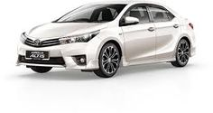 IT'S ALL ABOUT CARS: TOYOTA COROLLA ALTIS VARIANTS