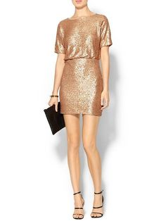 Ark & Co. Sequin Mini, $98   21 Spectacularly Lovely Holiday Dresses Under $100