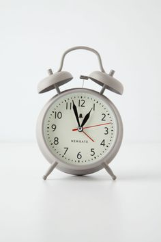 Covent Alarm Clock - Anthropologie.com