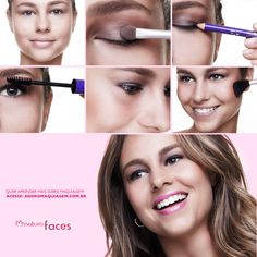 Gloss e glitter iluminador: a combinação perfeita para uma maquiagem leve e descontraída. No passo-a-passo de hoje, Marcos Costa ensina o look que promete fazer você brilhar: http://www.adoromaquiagem.com.br/dicas-maquiagem/novidades-tendencias/brilho-fresco/18381/ #brilho #maquiagem #naturafaces