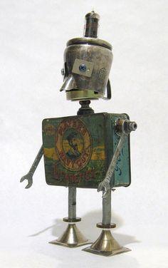 Player  by Rivethead Robotics, via Flickr