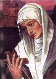  Saint of the Day - March 2 - St Agnes of Bohemia 1211-1282 Patron of The Czech Republic #pinterest Agnes was the daughter of King Ottokar of Bohemia. She was engaged to Boleslaus when she was three and when he died, to Henry, son of Emperor Frederick II, when she was nine. She was ............ Awestruck Catholic Social Network