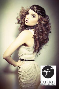 Currie Hair Skin & Nail Salon, Hair Style, Hair Cut, Hair Color, Runway Hair, Long Hair, Big Hair
