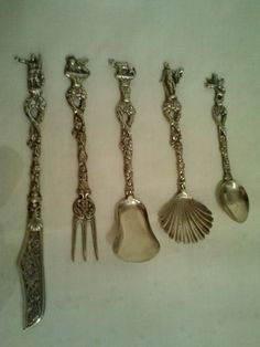 Silverware For Sale On Pinterest Forks Symbols And Knives