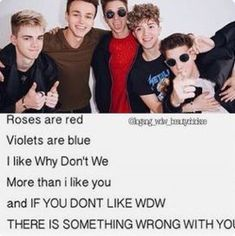 Zach Herron, Jack Avery, Corbyn Besson, Best Memes, Funny Memes, Hilarious, Jokes, Why Dont We Imagines, Why Dont We Band
