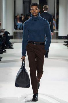 Hermes FW17.  menswear mnswr mens style mens fashion fashion style hermès runway