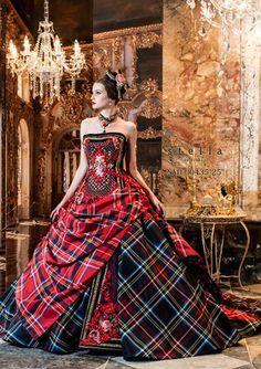 Lady écossaise