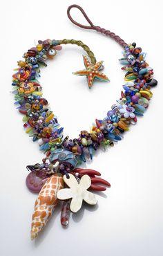 Stephanie Sersich - Fiesta necklace