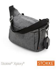 Bolso Xplory® black melange0. Prenatal 115 euros