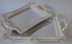 Bathroom Wall Cabinets, Wooden Crafts, Decoupage, Hampers, Mirror, Trays, Projects, Handmade, Embroidery
