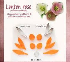 Image result for gumpaste flower cutters and veiners