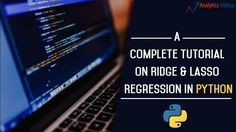 complete tutorial on ridge and lasso regression in python