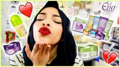 """New video just went up on both my channel and blog MakeupForLunch """"BRAND REVIEW! Eva ♡ Egyptian Beauty Brand 