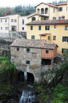 Tuscany, Part 1 Loro Ciuffenna | Cocina Chronicles