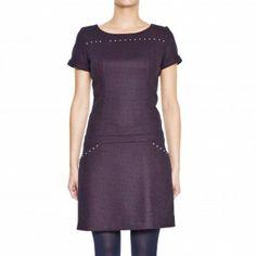 Wollen jurk