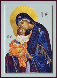 Foto: Vergine della tenerezza San Salvatore in Chora (cm 30x40)