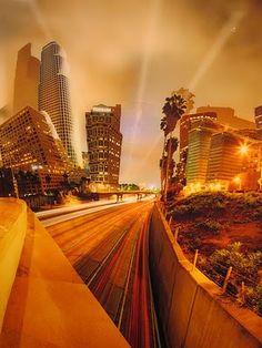 Jeremy Kidd. Downtown L.A.