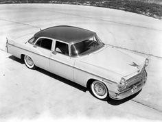 1956 Chrysler Windsor 4-dооr Sedan (C71)