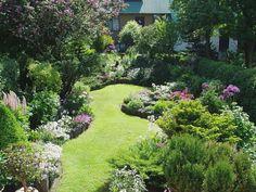nice rectangular garden designs rectangle-garden-design-plans-small ......