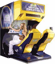 Motion Simulator arcade