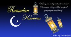 ramadan | Ramadan Kareem to all who celebrate Leave a comment