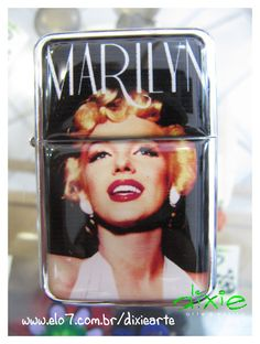 Isqueiro Marilyn R$39,00