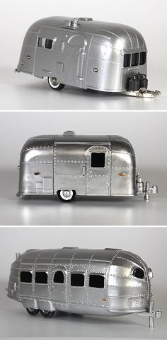 Airstream Models by Airstream. I'll settle for the models if I can't have the real thing, but I don't want to settle...tear...
