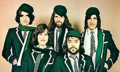 The Kinks, Schoolboys in Disgrace, 1976. Stobbet Ray.