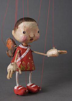 Marionette // Sculptures // Dolls // Sota SAKUMA