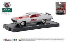 M2 Machines Auto-Drivers 1:64 R48 1970 Ford Torino GT 429 SCJ - (FAST) Ford Torino, Diecast, Collectible Toys, Ebay